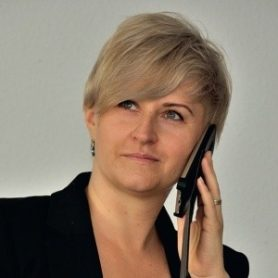 Beata Kaczor, właściciel firmy Orinoko Szkolenia & Doradztwo - referencje dla Pana Pawła Starościaka