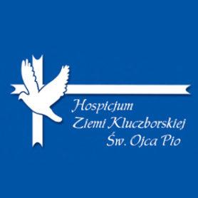 Logo Hospicjum Ziemi Kluczborskiej św. Ojca Pio