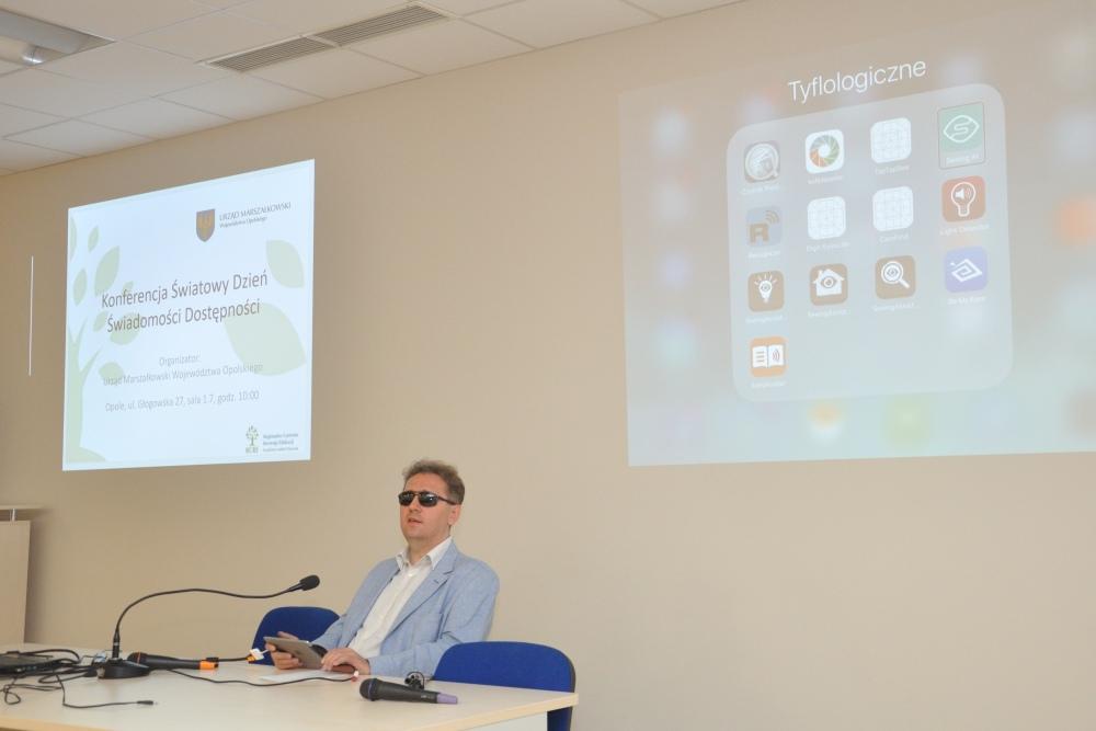 Pierwsza konferencja GAAD w Opolu, Piotr Witek, Fundacja Instytut Rozwoju Regionalnego