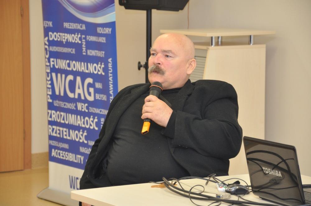 Pierwsza konferencja GAAD w Opolu, 17 maja 2018 r., Adam Pietrasiewicz - Ministerstwo Cyfryzacji